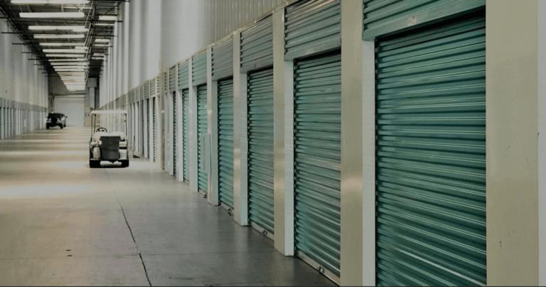 secure storage service