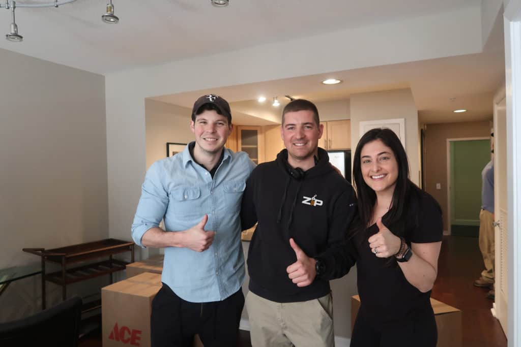 Professional local moving company
