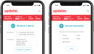 Why Updater Is America's Favorite Moving App?