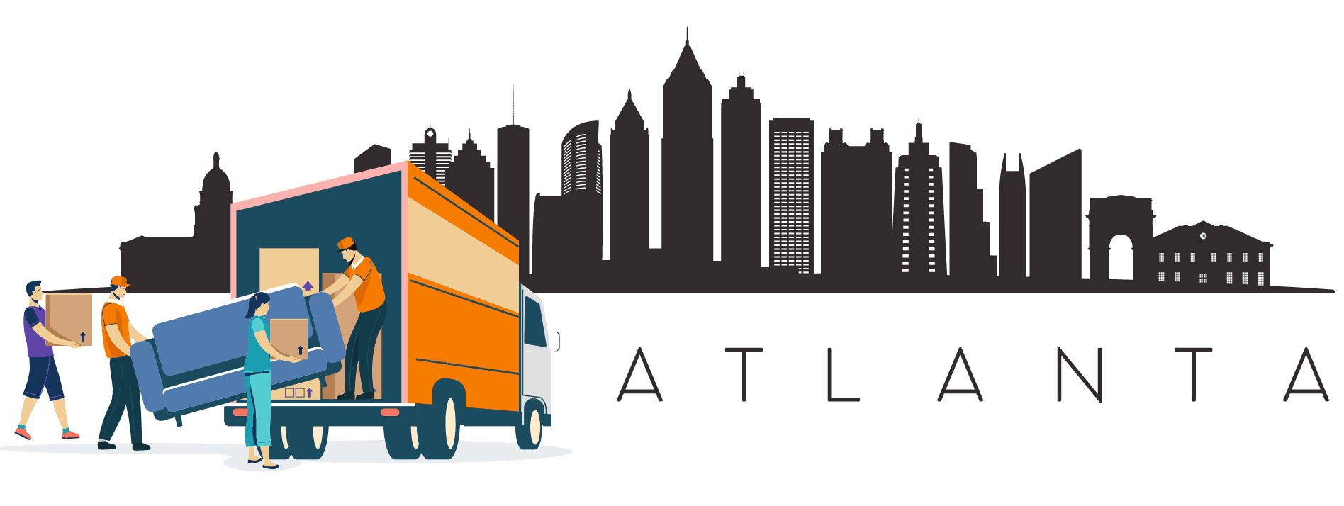 Complete Guide for Moving to Atlanta in 2021