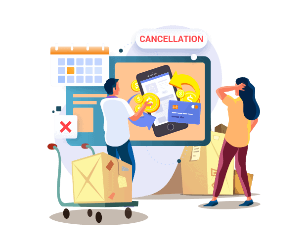 Moving Cancellation